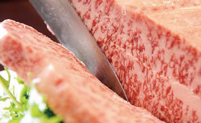 特選牛ステーキ